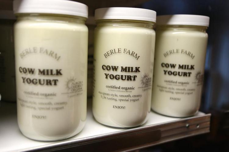 Berle Farm Yogurt